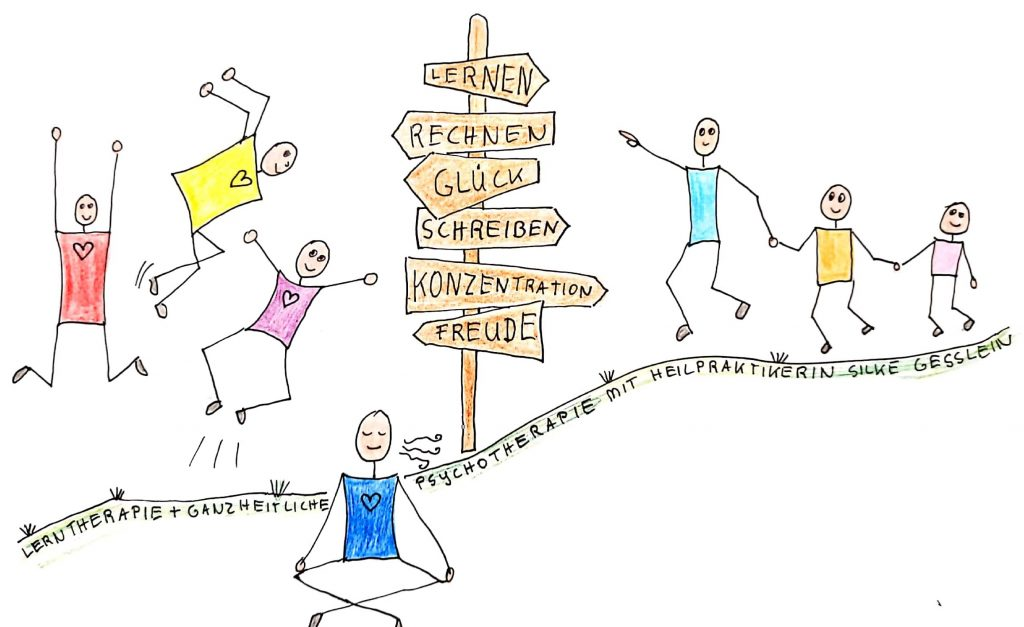 Praxis für Lerntherapie & ganzheitliche Psychotherapie zwischen Augsburg und Donauwörth